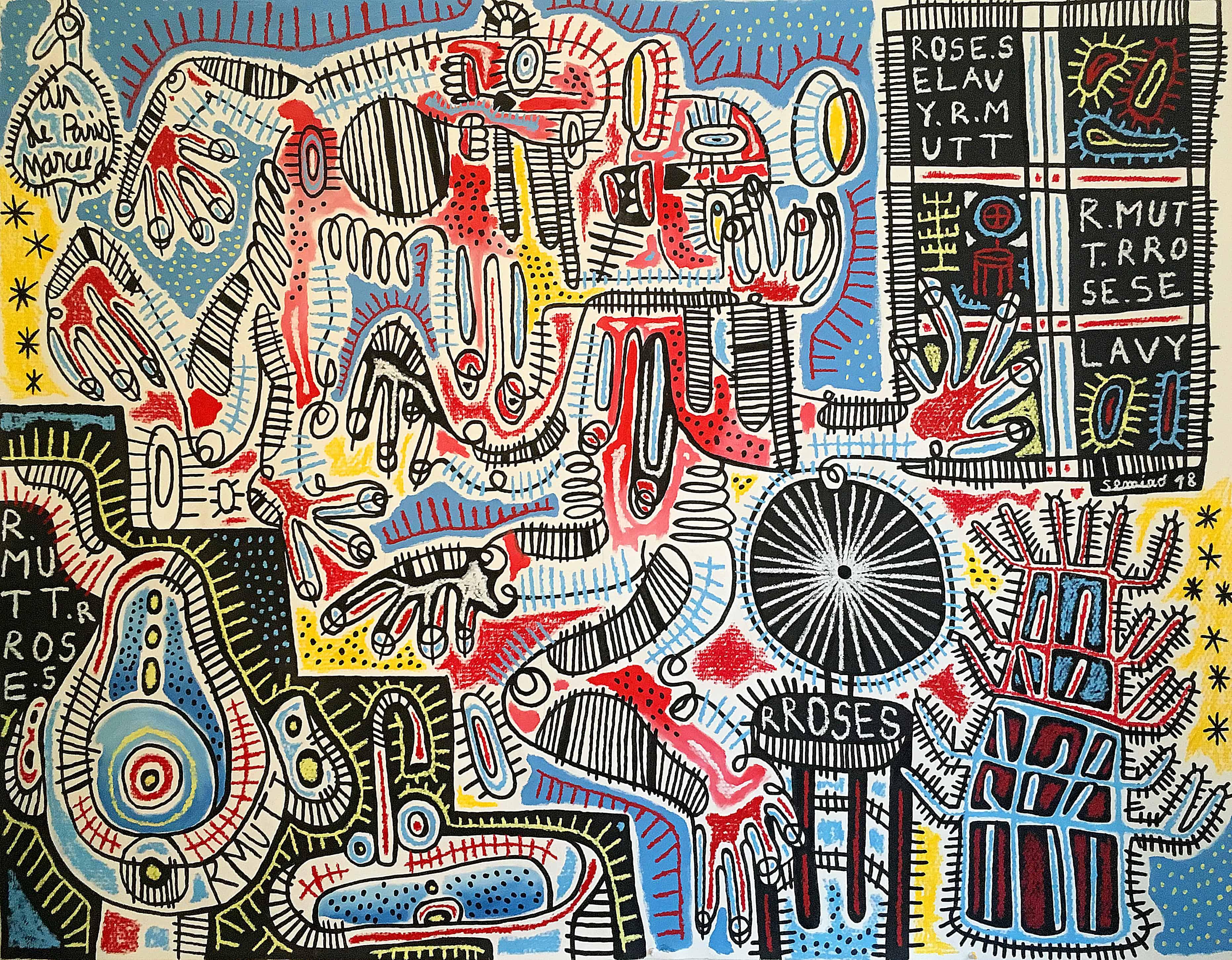 Hommage à Marcel Duchamp